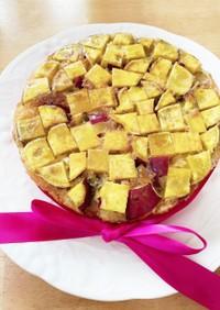 パリの石畳みケーキ 簡単