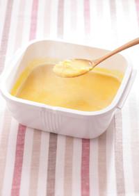 かぼちゃスープ【レンジで6分】