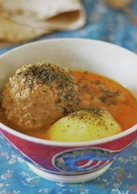 アゼルバイジャン風ミートボールスープ♪