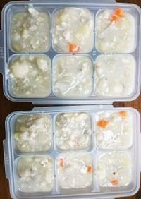 離乳食後期 里芋の煮物
