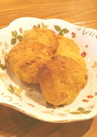 ローズマリーのドロップクッキー