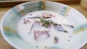 犬ご飯 根菜のチャウダーの写真