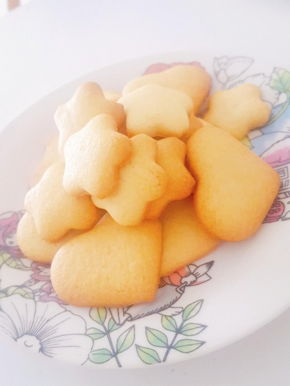 簡単!クッキーの型抜き