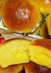 ふわっふわブリオッシュで作るクリームパン