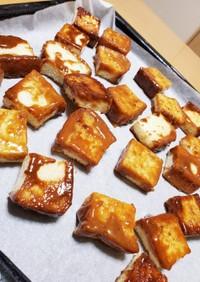 簡単!カリカリ食パンでキャラメルラスク