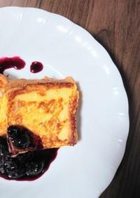 簡単☆朝食・おやつに*フレンチトースト*