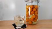 金柑酒の写真
