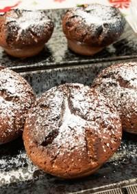 チョコレートケーキ(超簡単 手土産に)