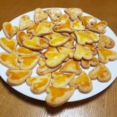 黄金比☆最高に美味しいバタークッキー