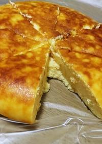 炊飯器 チーズケーキ
