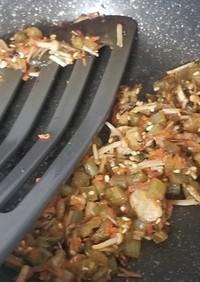 大根の葉レシピ2