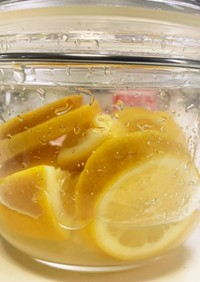 アレンジ自由自在!塩レモン