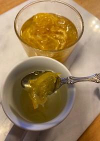 柚子茶@柚子シロップ