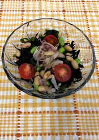 海藻サラダ(さっぱりドレッシング)