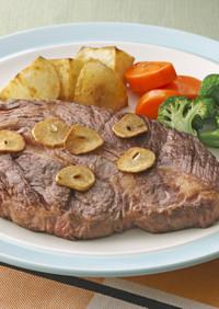 簡単!フライパンで本格ステーキの焼き方