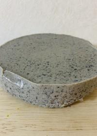 黒胡麻ココナッツケーキ