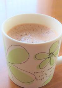 ホットココアコーヒー豆乳