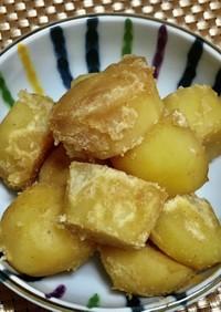 おばあちゃんの味♡粉吹き芋