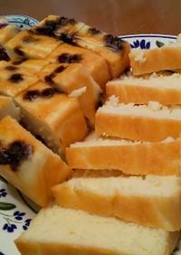 米粉パン【パウンドケーキ型】の巻