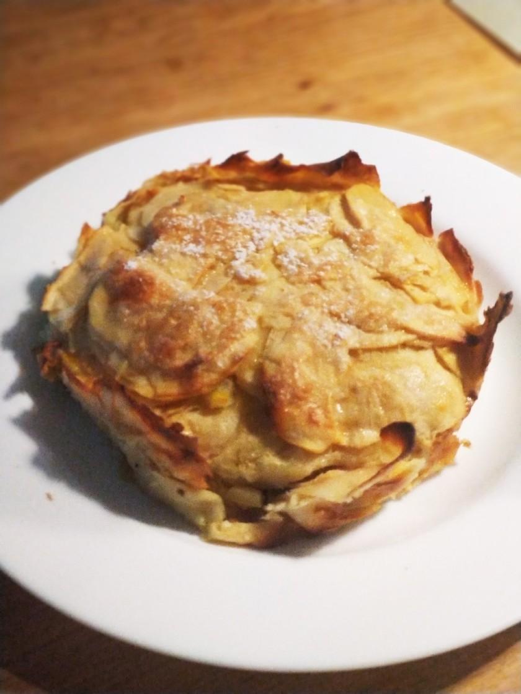 リンゴたっぷり!アップルケーキ