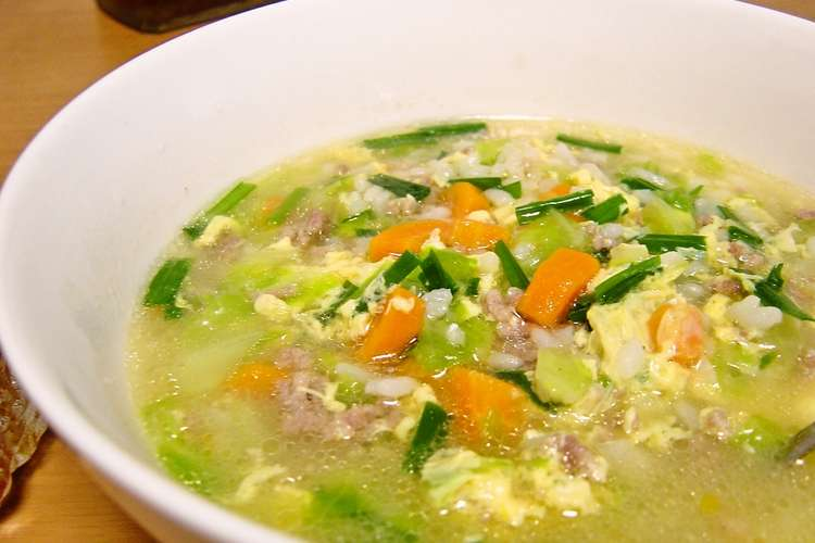 スープ クッパ