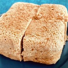 オートミール入り★バナナコーヒー蒸しパン