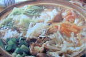 栄養満点 ちゃんこ鍋