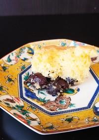 米粉カステラ(黒豆)グルテンフリー