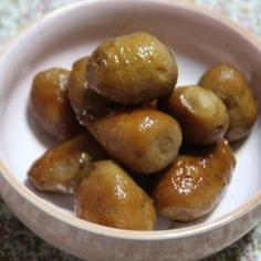 簡単♪おいしい♡里芋の煮っころがし