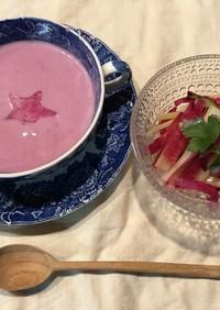 紅くるりのスープ
