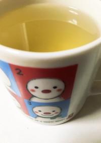 ハチミツ生姜湯 免疫回復風邪気味に