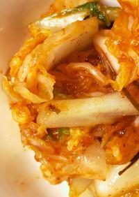 白菜大量消費 キムチ