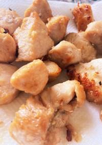 【簡単】フライパンで美味しい鶏胸唐揚げ