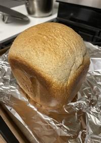 HBでモチモチしっとり蕎麦粉パン