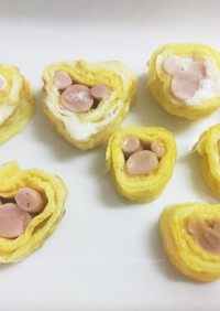 ミッキーの卵焼き
