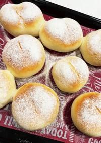 ハイジの白パン♡