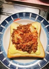 食パンで腸活は夜ご飯にすませちゃう!