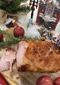 KIWICOOKING★クリスマスハム