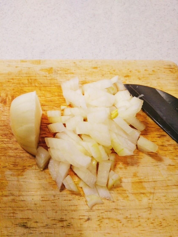 簡単玉葱のみじん切り