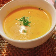 トマトスープの写真