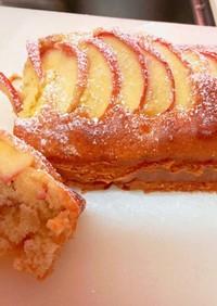 HMでりんごパウンドケーキ