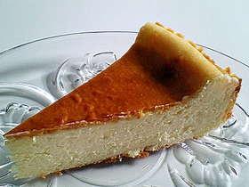 ♪濃厚ベイクドチーズケーキ♪