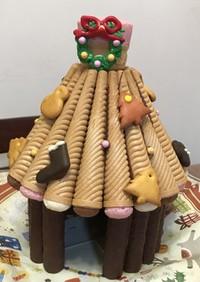2020 クリスマス お菓子の家️︎