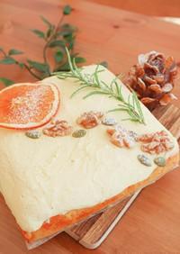 米粉のキャロットケーキ