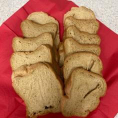 ふすまパンミックスHBで食パン