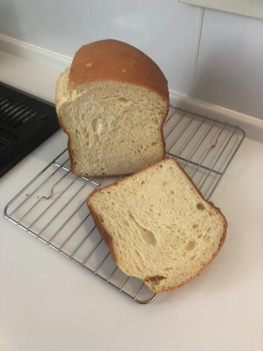 HBで◆ブリオッシュ食パン