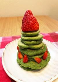 【離乳食おやつ】クリスマスケーキ