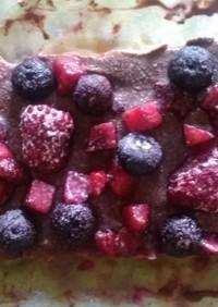 タルトケーキもおからで糖質オフ❤卵なし