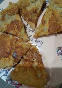 糖質オフパンケーキ ダイエット食&幼児食