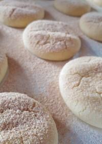 簡単さくほろ♡すぐ無くなるきな粉クッキー